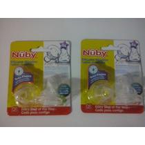 Tetina De Silicona Nuby X2 Unid