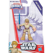 Star Wars Mini Figura Articulada Luke Skywalker B7509