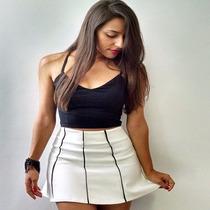 Saia Short Modelo Verão 2017