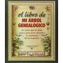 El Libro De Mi Arbol Genealogico - Tapa Dura - Obelisco