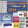 Mitchell Ondemand5 Nueva Version 2016 Launch On Demand 5