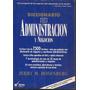 Diccionario De Administración Y Negocios Rosenberg Jerry