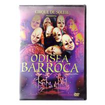 Odisea Barroca A Baroque Odyssey Cirque Du Soleil Dvd