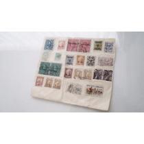 Estampillas Timbres Correos Antiguos Stamps Hidalgo