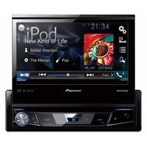 Dvd Pioneer 7 Motorizada Con Tv Modelo Avh-x7750tv