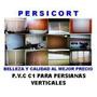 P.v.c Modelo C1 Para Persianas Verticales ( Persicort )