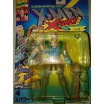 X-men X-force Marvel Cable Clobber Action Toy Biz 1994