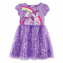 Vestido My Little Pony - (frozen, Peppa Pig, Twilight)
