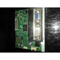 Placa Main Monitor Led Samsung 19 Sa300b/350 Con Garantia