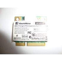 Mini Card Pci Express Modelo Rtl 8191se Para Notebook