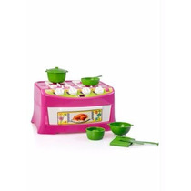 Brinquedo Cozinha Infantil - Crianças A Partir De 3 Anos