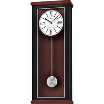 Reloj Seiko Qxh062 Pared Sonería Pendulo Agente Oficial