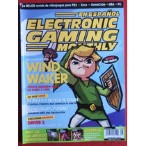 Revista Egm En Español Ps2,xbox,gamecube,gba,pc - 5 Numeros