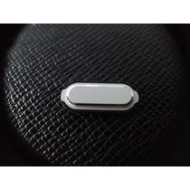 Botão Home Samsung Galaxy A7 A700 Branco