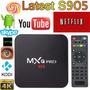 Tv Box Android Convierte Tu Tv A Smart Tv Mxq Pro 4k