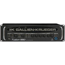 Amplificador Gk Para Bajo Mod. Fusion 550 Gallien Krueger