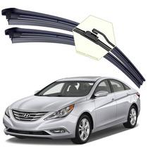 Par Palhetas Dianteiras Hyundai Sonata 10 11 12 13 14 15 16
