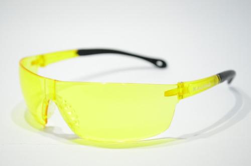 08944692197de Oculos De Segurança E Proteção Amarelo - Corrida Bike Selva - R  19,90 em  Mercado Livre