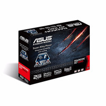 Placa De Video Asus Ati R7 240 2g Ddr3 Dvi Hdmi Pcie