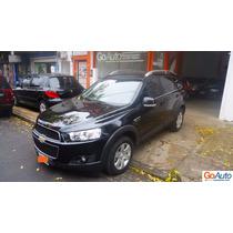 Chevrolet Captiva 4x4 2.4 Lt 167cv L12 3 Filas De Asientos!