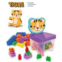 Brinquedo De Montar Com Cadeirinha - Crianças 2 Anos