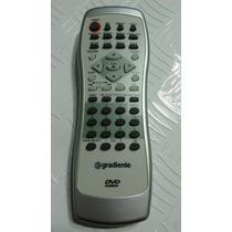 Controle Remoto Dvd Gradiente Gbd 120 D201original