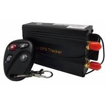Gps Tracker Localizador Y Rastreador 103b C/ Control Remoto