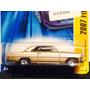 Hot Wheels ´66 Chevy Nova Nuevo Cerreado En Blister