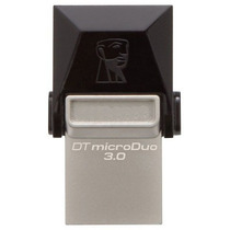 Memoria Usb 3.0 32gb Kingston Microduo Otg