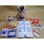 Super Kit Hospital Medico Infantil Doutor Enfermeira Colete