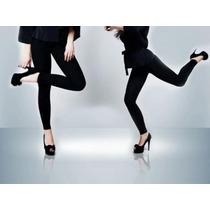 Calzas/leggins Termicas, Frizadas, Lycra+friza+algodón,