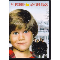 Mi Pobre Angelito 3 Tres Home Alone Three Película Dvd
