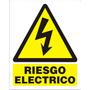 Señalizacion Riesgo Electrico