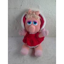 Los Muppets 1987 Piggy Baby Antigua (1297)