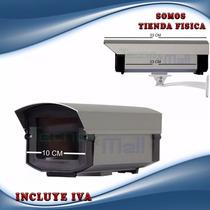 Protector Metalico Housing Para Camara De Seguridad