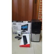 Computador I5 Con Monitor Teclado Y Mouse Nueva