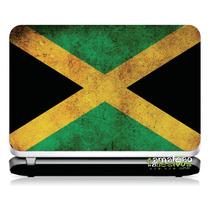 # 14 Adesivo Notebook Bandeira Jamaica (14,1