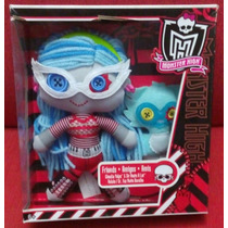 Monster High Ghoulia Yelps Plush Peluche Con Mascota