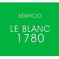 Proyecto Edificio Le Blanc 1780