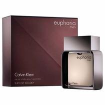 Euphoria Men Edt Calvin Klein 100 Ml Masculino Original