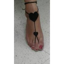 Tejidos Tipo Sandalia Para Pies Descalzos