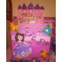 Decoracion Fiesta Infantil Princesa Sofia