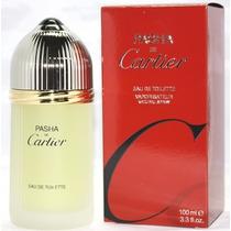 Pasha Cartier Caballero 100 Ml Nuevo Y Original Garantizado
