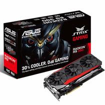 Placa De Video Asus Ati Strix Radeon R9 390 8gb Ddr5 Gaming