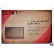 Tv Sankey De 32 Pulgadas