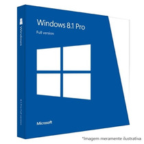 Windows 8.1 Pro - 32 Bits - Fpp - Fqc-07325 Box Dvd