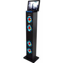 Bocina De Torre Arsound Ar1004 Bluetooth Control Remoto 38in
