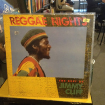 Jimmy Cliff Reggae Nights The Best Of Disco Lp Vinil