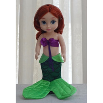 Boneca Mini Animators Ariel Disney