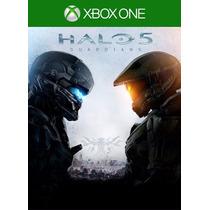 Xbox One Halo 5 Guardian. En Español Nuevo Y Sellado